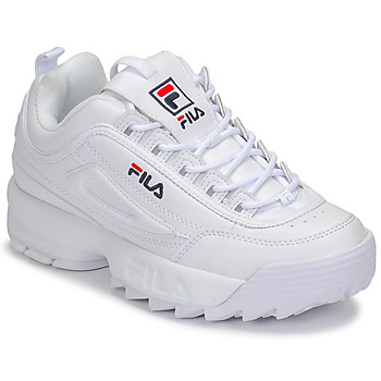 Scarpe Donna Sneakers basse Fila DISRUPTOR LOW WMN Bianco