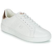 Scarpe Donna Sneakers basse Fila CROSSCOURT 2 F LOW WMN Bianco / Rosa / Oro