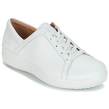Scarpe Donna Sneakers basse FitFlop F-SPORTY II LACE UP SNEAKERS Bianco