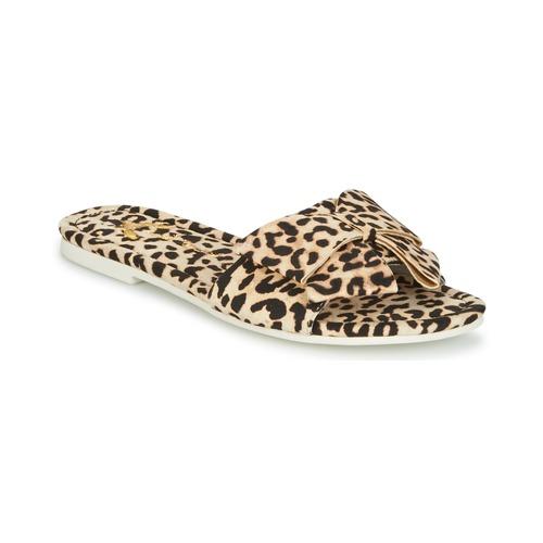 Scarpe Donna Ciabatte Lola Ramona COCCO Leopard