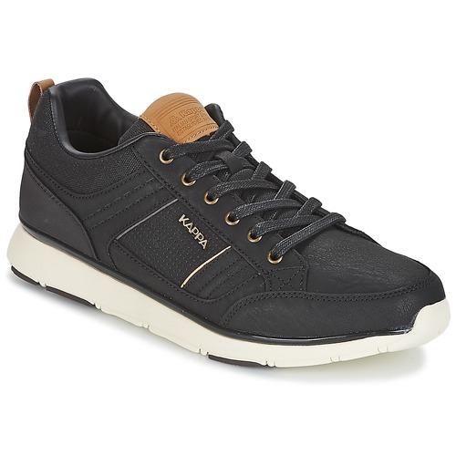 Kappa SIMEHUS Nero  Scarpe Sneakers basse Uomo 42