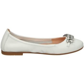 Scarpe Bambina Ballerine Unisa DIAMON Ballerine Bambina Bianco Bianco