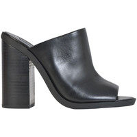 Scarpe Donna Ciabatte Windsor Smith WINDSOR SMITH SANDALI DONNA WSSTULUMBLACK          NERO