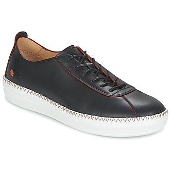 Scarpe Donna Sneakers basse Art TIBIDABO 1342 Nero