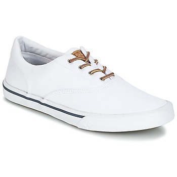 Scarpe Uomo Sneakers basse Sperry Top-Sider STRIPER II CVO WASHED Bianco