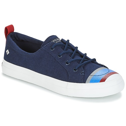 Sperry Top-Sider CREST VIBE BUOY STRIPE Marine  Scarpe Sneakers basse Donna 42