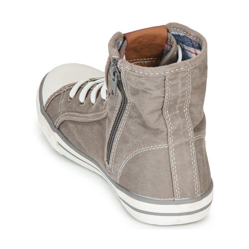 Sneakers Mustang Alte Gallego GrigioArgento Sneakers ZPiuXk