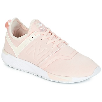 Scarpe Donna Sneakers basse New Balance WRL247 Rosa