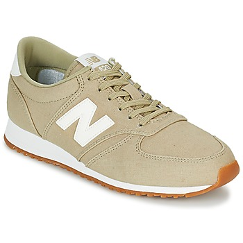 Scarpe Donna Sneakers basse New Balance WL420 Beige