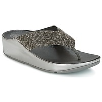 Scarpe Donna Ciabatte FitFlop CRYSTALL Pewter
