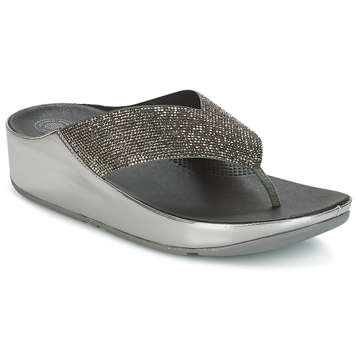 FitFlop CRYSTALL Pewter  Ciabatte   Ciabatte  Donna 72 2b18ec