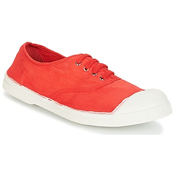 Scarpe Donna Sneakers basse Bensimon TENNIS LACET Red