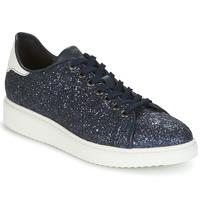 Scarpe Donna Sneakers basse Geox D THYMAR C Blu / Bianco