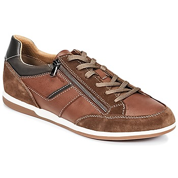 Scarpe Uomo Sneakers basse Geox U RENAN C Marrone