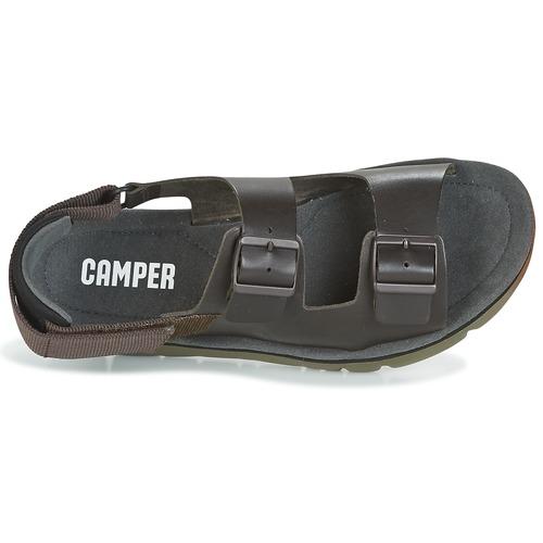 Camper ORUGA SANDAL SANDAL SANDAL Marrone  Scarpe Sandali Uomo 84 d4e989