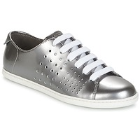 Scarpe Donna Sneakers basse Camper TWS Argento