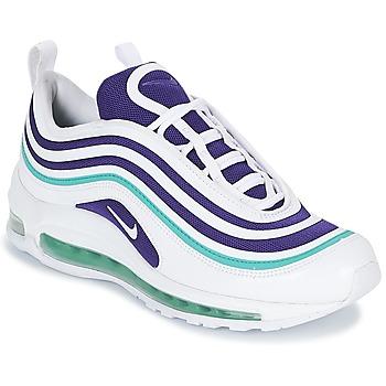 Scarpe Donna Sneakers basse Nike AIR MAX 97 ULTRA '17 SE W Bianco / Viola / Verde