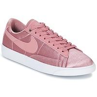 Scarpe Donna Sneakers basse Nike BLAZER LOW SE W Rosa