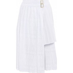 Abbigliamento Donna Gonne Liu Jo F16174T8060 Gonna Donna Bianco Bianco
