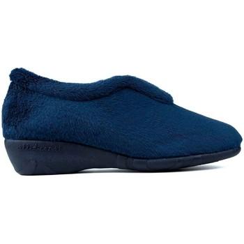 Scarpe Donna Pantofole Vulladi MONTBLANC BLU