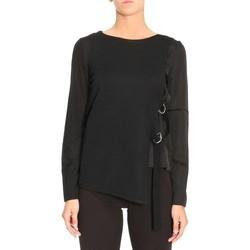 Abbigliamento Donna Top / Blusa Armani jeans 6Y5M2X Nero