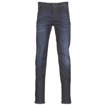Abbigliamento Uomo Jeans slim Sisley FLAGADU Blu / Scuro