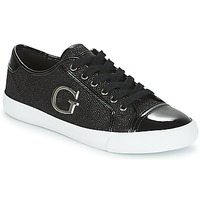 Scarpe Donna Sneakers basse Guess ELLY Nero