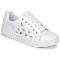 Scarpe Donna Sneakers basse Guess JAMIT Bianco