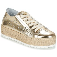 Scarpe Donna Sneakers basse Guess MARLEY Oro