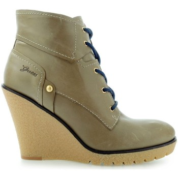 Scarpe Donna Stivaletti Guess Eireen Shootie Ankle Boot Taupe
