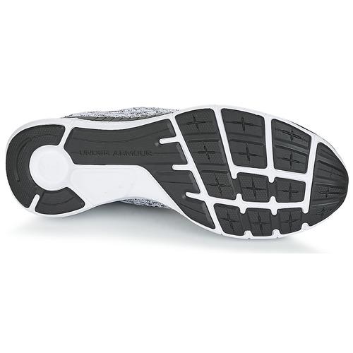 Under Nero Armour CHARGED LIGHTNING 3 Nero Under / Bianco  Scarpe Sneakers basse Uomo 72 f96135