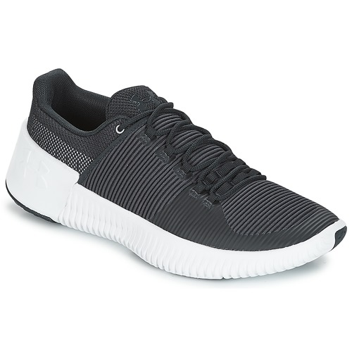 Under Armour UA Ultimate Speed Antracite / Bianco  Scarpe Fitness Uomo 50
