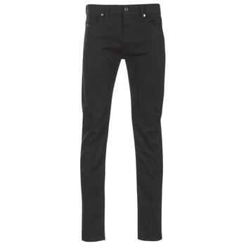 Abbigliamento Uomo Jeans slim Diesel THOMMER Nero