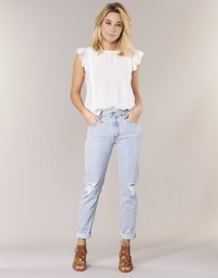 Abbigliamento Donna Jeans dritti Diesel NEEKHOL Blu