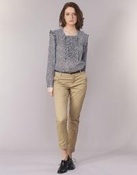 Abbigliamento Donna Chino Scotch & Soda BEIBEO Beige