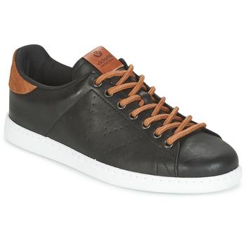 Scarpe Uomo Sneakers basse Victoria DEPORTIVO PU CONTRASTE Nero
