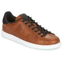 Scarpe Uomo Sneakers basse Victoria DEPORTIVO PU CONTRASTE Marrone