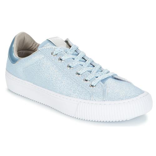 Victoria DEPORTIVO LUREX Blu Scarpe Sneakers basse Donna 34,30