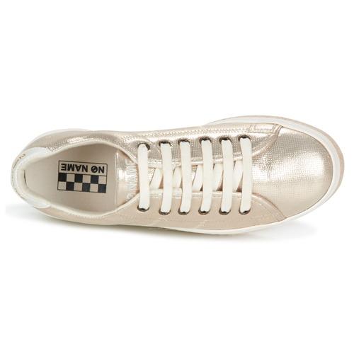 MALIBU GLOW  No Name  sneakers basse  donna  oro 121Rp znr85