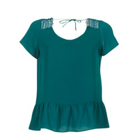 Abbigliamento Donna Top / Blusa Betty London INOTTE Verde