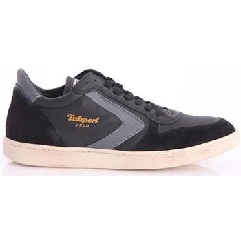 Scarpe Uomo Sneakers basse Valsport DAVIS SNEAKERS NERA E GRIGIA Black