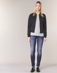 Abbigliamento Donna Jeans skynny G-Star Raw D-STAQ 5 PKT MID SKINNY Medium