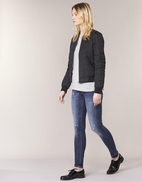 Pkt Skinny staq 5 G Raw Mid Medium Jeans D Skynny star l3uTKFc1J
