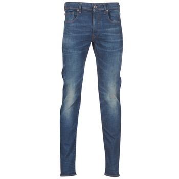 Abbigliamento Uomo Jeans slim G-Star Raw 3301 SLIM Blu