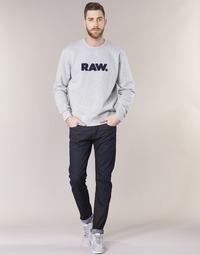 Abbigliamento Uomo Jeans slim G-Star Raw D STAQ 5 PKT SLIM Blu
