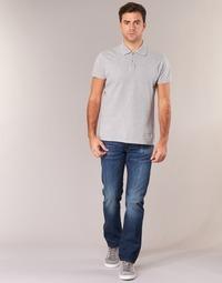 Abbigliamento Uomo Jeans dritti G-Star Raw 3301 STRAIGHT Blu