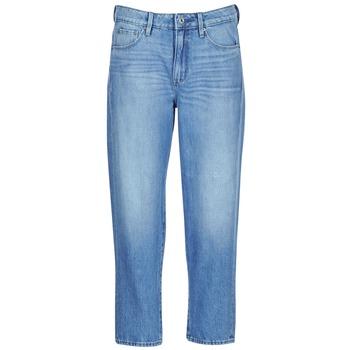 Abbigliamento Donna Jeans boyfriend G-Star Raw 3301 HIGH BOYFRIEND 7/8 WMN Lt