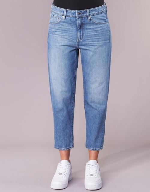 G Consegna Wmn Boyfriend 8 Raw Donna High 6500 3301 Blu 7 Abbigliamento Jeans star Gratuita GSzULVpjqM