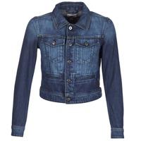 Abbigliamento Donna Giacche in jeans G-Star Raw D-STAQ S DC DNM JKT WMN Medium