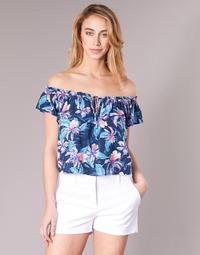 Abbigliamento Donna Top / Blusa Rip Curl TROPIC TRIBE TOP Blu